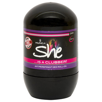 She Clubber Rollon (W) 40Ml
