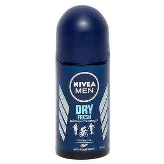 Nivea Deo Roll-On Dry Fresh Erkek 50 Ml