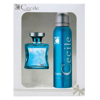 Cecile Mare Bayan Karyon Kofre Edt + Deodorant 150 Ml