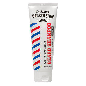 Dr.Smart Barber Shop Sakal Şampuanı Beyaz Sabun 250 Ml