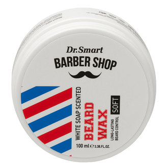 Dr.Smart Barber Sabun Sakal Şekillendirici Wax 100 Ml