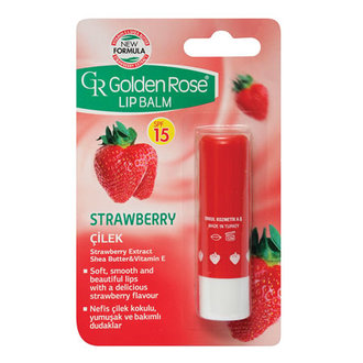 Golden Rose Lip Balm Strawberry 4,6 G