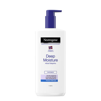 Neutrogena Body Moisturizer Parfümsüz 400 Ml