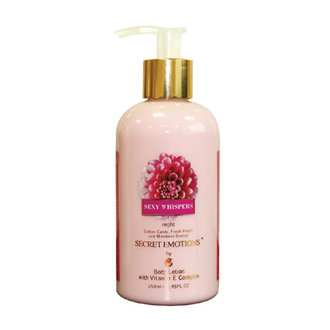 Secret Emotions Body Lotion Sexy Whispers 250 Ml