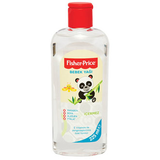 Fisher Price Bebek Yağı 225 Ml