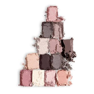 Maybelline New York The Blushed Nudes Far Paleti