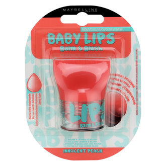 Maybelline Baby Lips Balm Blush 1 Peach