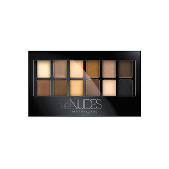 Maybelline New York The Nudes Far Paleti
