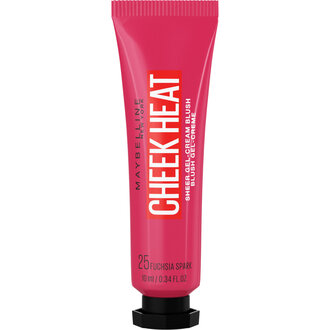 Maybelline New York Cheek Heat Likit Allık  25 Fuchsia Spark