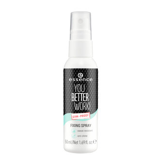 Essence U Better Work Fixing Spray 65G
