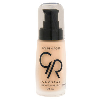 Golden Rose Longstay Matte Foundation No 5