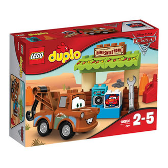 Lego Duplo 10856 Mater´s Shed