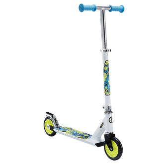 Oxelo Scooter Play 3 White/Fluo 4-6 Yaş