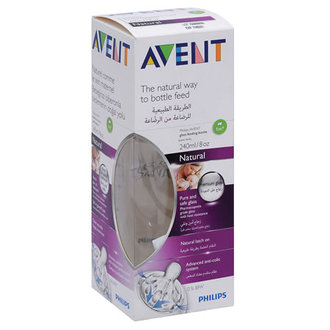 Avent Natural Cam Biberon 240 Ml