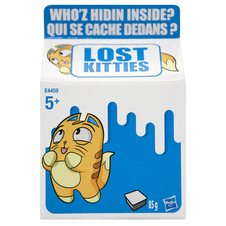 Lost Kitties Tekli Figur