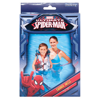 Bestway Spiderman Can Yeleği 51x46 Cm