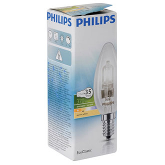 Philips Ampul Ecoclassic 28W İnce Duy