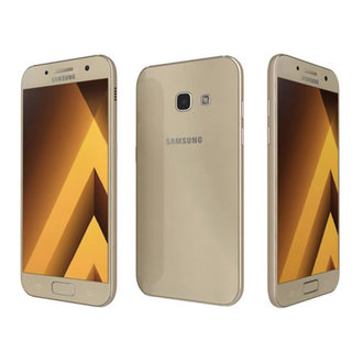 Samsung A320 Gold sand Cep Tel. (Electra)