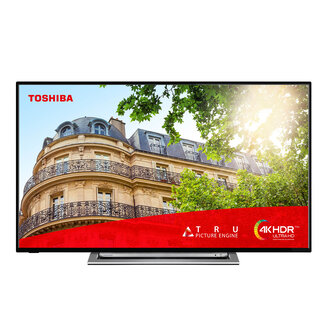 Toshiba 50Ul3b63dt 126 Ekran Uhd Uydu Smart Led Tv