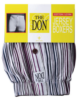 The Don Jersey Boxer - L
