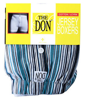 The Don Jersey Boxer - Xxl