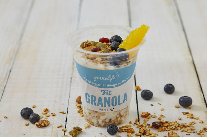 Fit Mix Granola 75 g