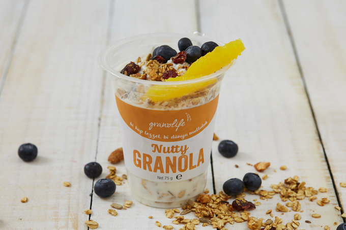 Nutty Mix Granola 75 g