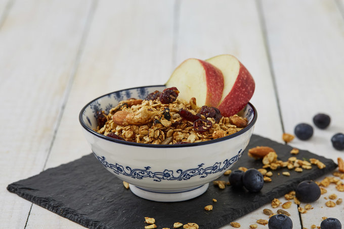 Nutty Mix Granola 350 g